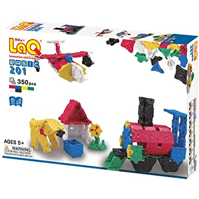 LaQ Basic 201 Building Set : Baby Toys : Baby