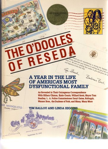 The O'Dooles of Reseda: A Year in the Life of America's Most Dysfunctional Family