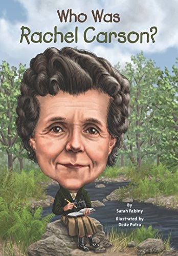 Who Was Rachel Carson? - Book  of the Who Was/Is...?