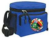 World Cup Fan Lunch Bags Soccer Lunch Tote Coolers
