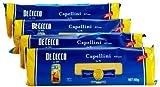 De Cecco No.9 Cappellini 500gX4 pieces