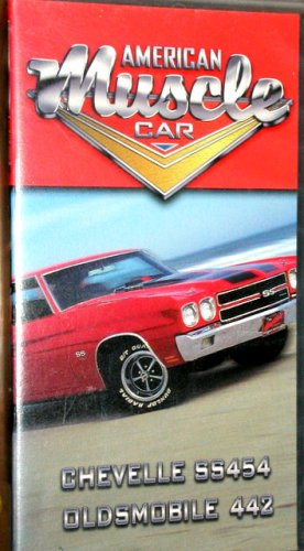 442 Chevelle - American Muscle Car: Chevelle SS454, Oldsmobile 442