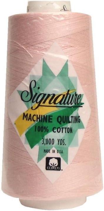 Signature Thread Signature Ctn 3000Yd 100/% Cotton Quilt Thread