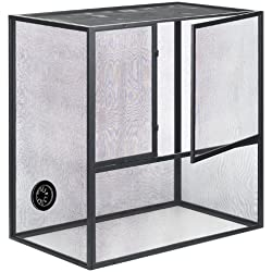 R-Zilla SRZ100011868 Fresh Air Screen Reptiles Habitat, 18 by 12 by 20-Inch