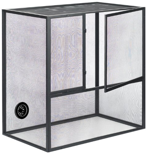 Zilla R-SRZ100011868 Fresh Air Screen Reptiles Habitat, 18 by 12 by 20-Inch