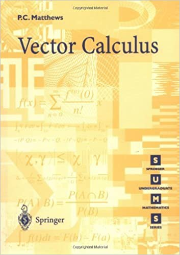Vector calculus springer undergraduate mathematics series vector calculus springer undergraduate mathematics series corrected edition kindle edition fandeluxe Gallery