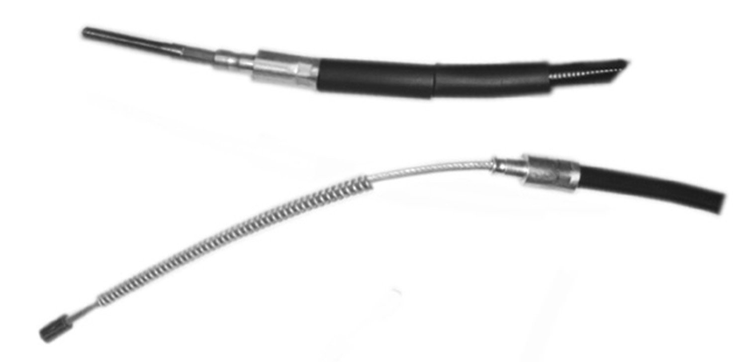 ACDelco 18P355 Professional Rear Parking Brake Cable Assembly