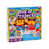 (US) Made By Me Junior Ultimate Box of Projects - Over 30 Projects Included
