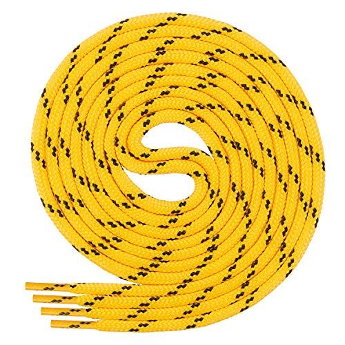 Gelb Arbeitsschuhe 70 Längen 220 Trekkingschuhe Di Ficchiano Für Farben schwarz Mm Polyester Qualitäts 27 Cm 5 schnürsenkel Ø Und Aus 4 Ca Rundsenkel 100 w0HqRXHUxB
