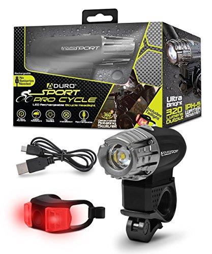 Aduro Sport LED Bike Light