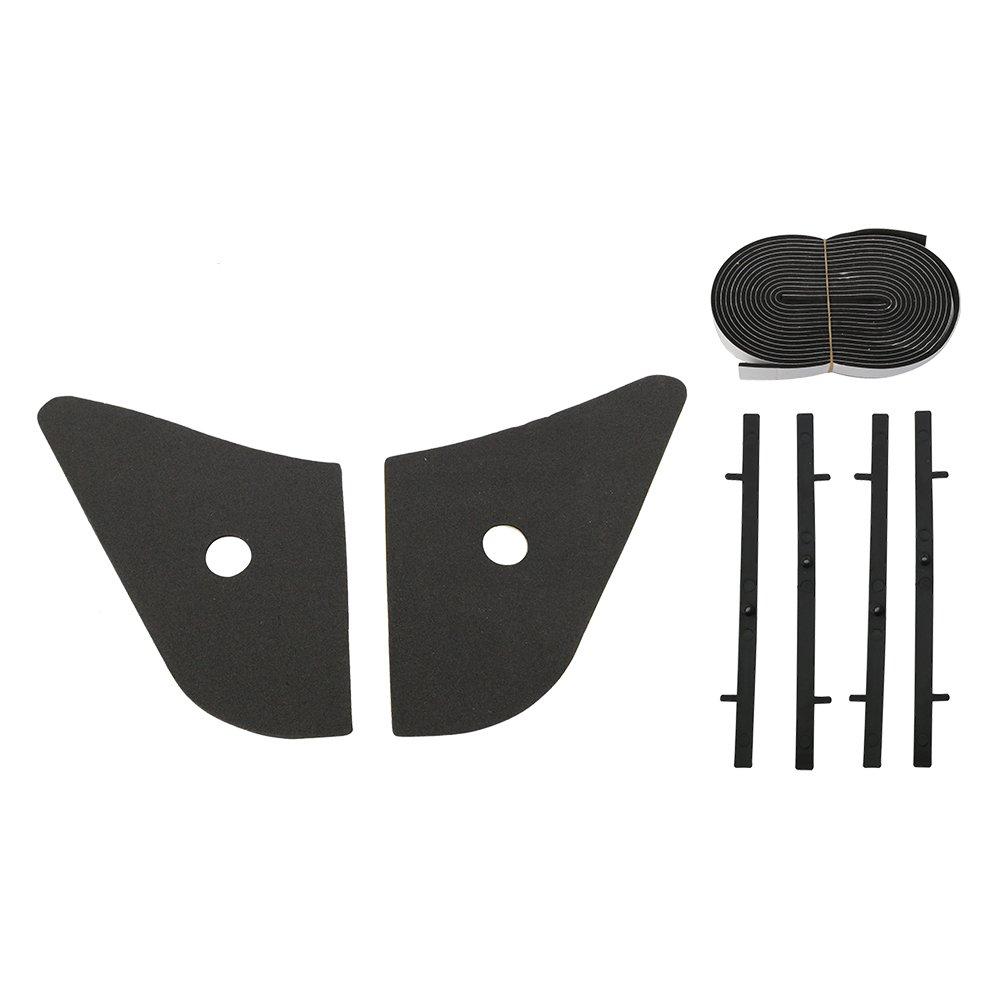 2014 2015 2016 ABS Matte Black Trunk Boot Lip Spoiler Wing Deck Lid By IKON MOTORSPORTS Trunk Spoiler Fits 2013-2018 Nissan Sentra