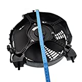 EXKOW AC/Air Conditioning Condenser Fan Assembly
