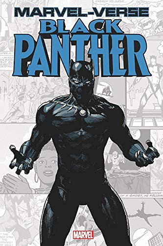Book Cover: Marvel-Verse: Black Panther