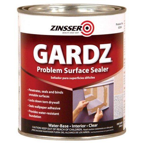 - Rust Oleum 02304 Problem Surface Sealer, 1-Quart, Clear by Rust-Oleum