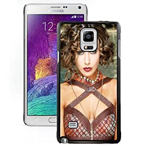 Fashion DIY Custom Designed Samsung Galaxy Note 4 Phone Case For MiS4 Connecticut Erin Brady Crowned As MiS4 USA 2013 Phone Case Cover