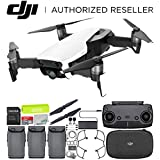 DJI Mavic Air Drone Quadcopter (Arctic White) Ultimate Bundle