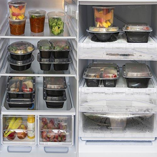 Kitchen Plastic Food Storage Containers Amazon