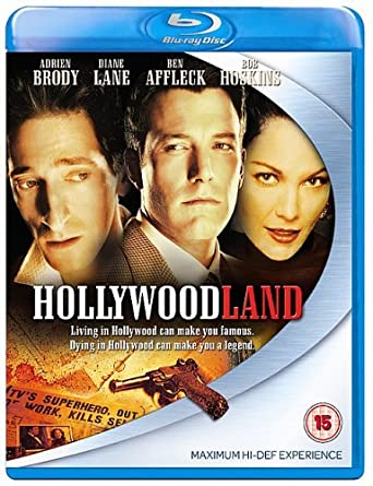 amazon co jp hollywoodland blu ray import anglais dvd