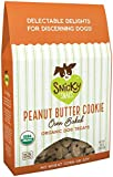 Cheap Snicky Snaks Organic Peanut Butter Dog Treats 10Oz – All Natural, Usda Certified Organic Dog Treat, Non-Gmo, Usa Made