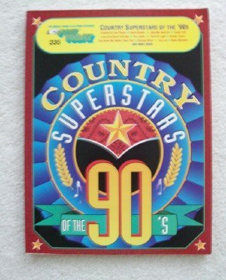 - EZ Play Today. Country Superstars of the 90s. For Organ, Piano, & Electronic Keyboards (EZ Play Today, No. 335)