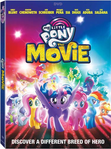 My Little Pony: The Movie [DVD]]()