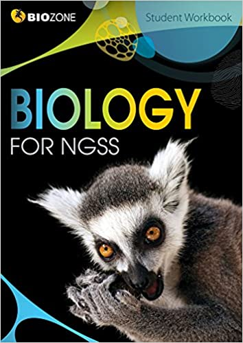 Biology for NGSS (Next Generation Science Standards) Student ...