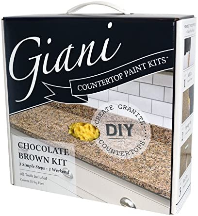 Giani Countertop Paint Chocolate Brown