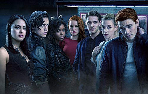 Riverdale Television Movie Poster Limited Print Photo K.J.