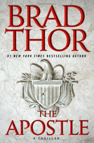 brad thor scot harvath books in chronological order