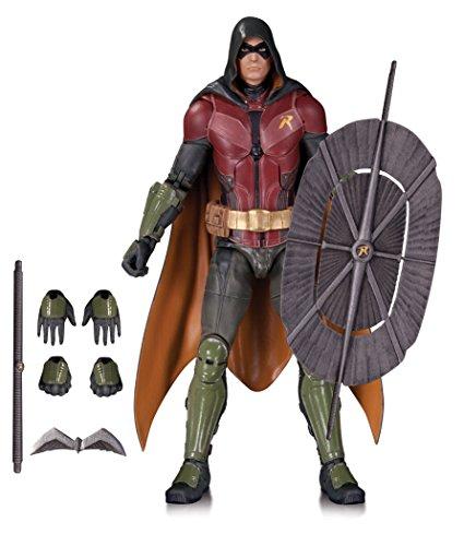 DC Collectibles Batman Arkham Knight: Robin Action -