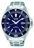 Pulsar Men's PX3067 Sport Watch, Blue
