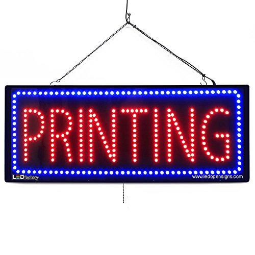 Printing Led Sign - 5