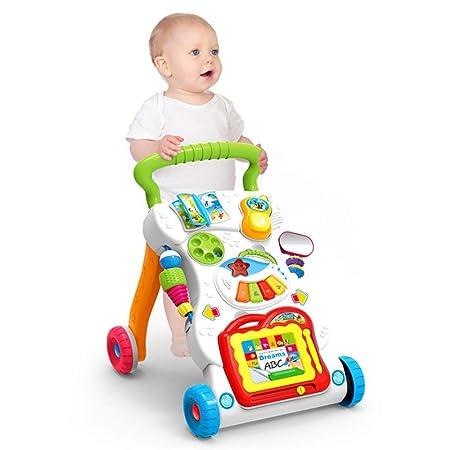 Andador Centro de Actividades Walker bebé con música ligera ...