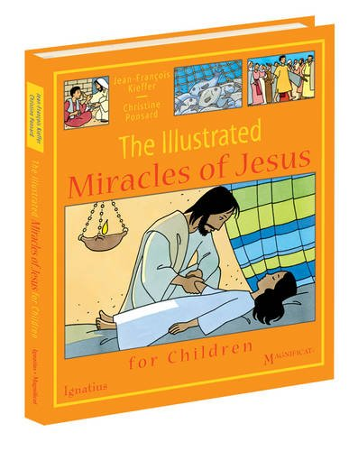 The Illustrated Miracles of Jesus -