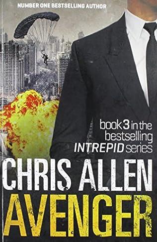 book cover of Avenger