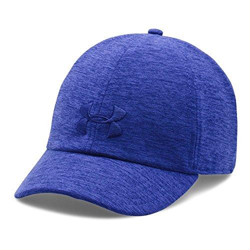 Under Armour Women's Renegade Twist Cap, Constellation Purple (530)/Europa Purple, One (Under Armour Embroidered Beanie)