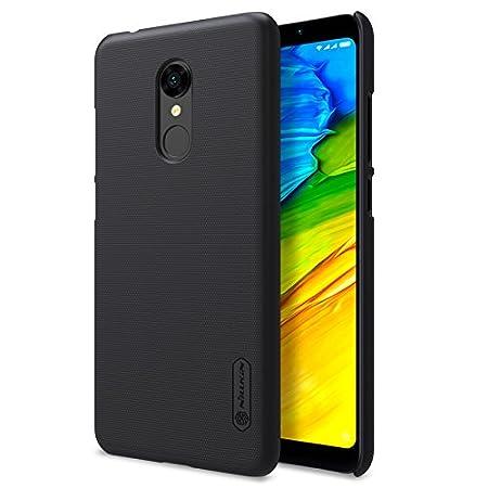 Escudo Fosco Nillkin - Costas / Capa Boot + Filme de Tela para Xiaomi Redmi 5 - Preto