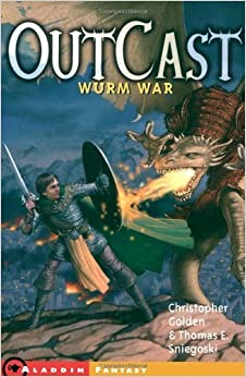 Book Wurm War (Outcast (Aladdin)) by Christopher Golden (2005-08-30)