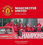 Official Manchester United FC 2015 Desk Easel Calendar