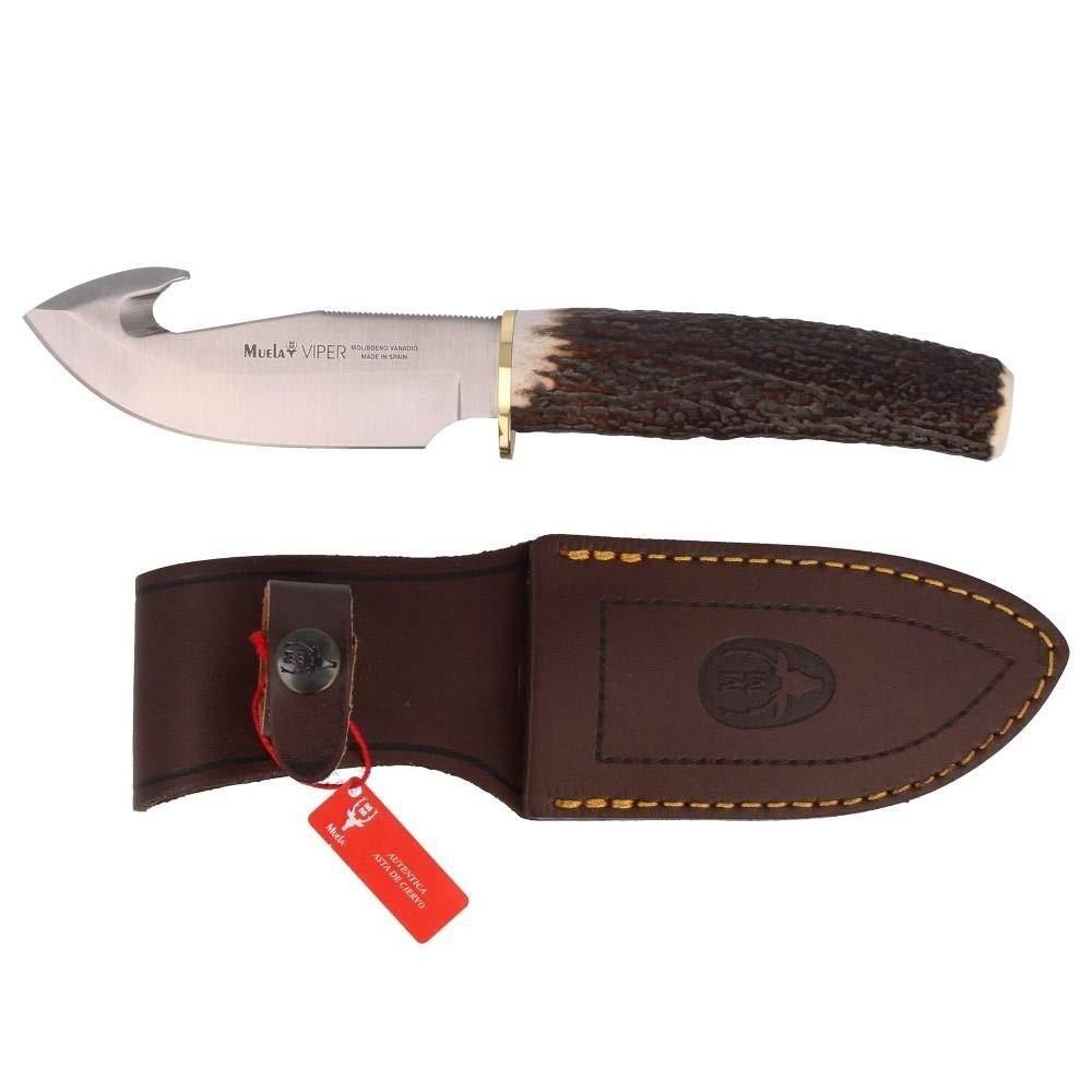Muela Cuchillo VIPER-11A hoja de acero MoVa de 11 cm y ...