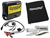 Dynaplug Tubeless Tire Repair Kit, Pro Aluminum, bundled with 12 volt Tire Pump for All Kinds of Tires