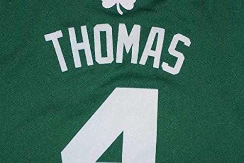 reputable site 76d05 5bf2b Adidas Isaiah Thomas #4 Boston Celtics NBA Toddlers Replica ...
