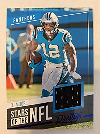 on sale 5f202 20573 Amazon.com: 2019 Prestige Stars of the NFL Xtra Points Blue ...