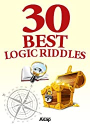 30 best logic riddles (English Edition)