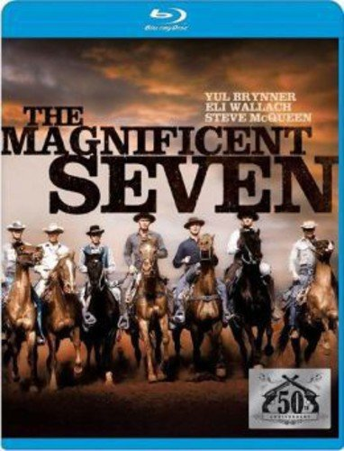 The Magnificent Seven [Blu-ray] (7 Drawer Roller)