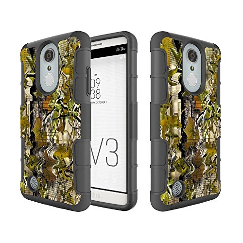 377219a1de Cell Phones Cases LG Aristo Case,LG Phoenix 3 Case,LG Fortune Case,LG Rebel 2  Case,LG Risio 2 Case,Asmart [Heavy Duty Protection] Combo Phone Case with  ...