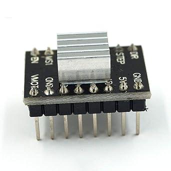 Huhuswwbin - Módulo de controlador de motor paso a paso para ...