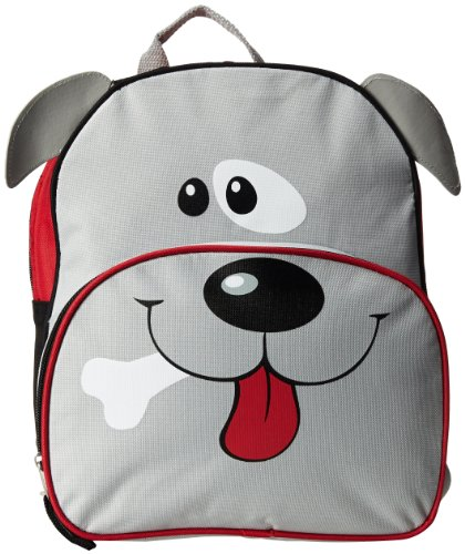 Trailmaker Little Boys' Puppy Face Backpack