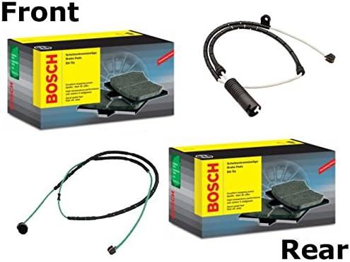 Disc Brake Pad Wear Sensor-Electronic Wear Sensor Front,Rear fits 00-06 BMW X5