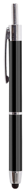ReTrak 収納式スタイラス 収納式スタイラス シルバー (ETSTYLUS) ETSTYLUSPBLK (ETSTYLUS) ブラック シルバー B00I053OKK, 白馬ブルークリフ:67a57147 --- itxassou.fr